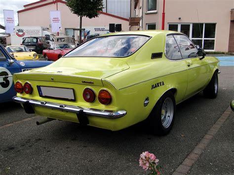 1972 opel manta opel manta a l 1972 oldiesfan67 quot mon blog auto quot