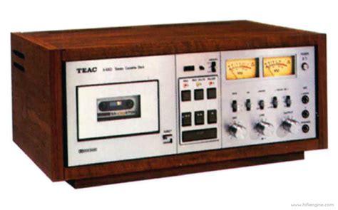 teac cassette deck teac a 650 manual stereo cassette deck hifi engine