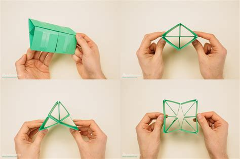 Make Paper Toys - how to make paper transformer all steps diy