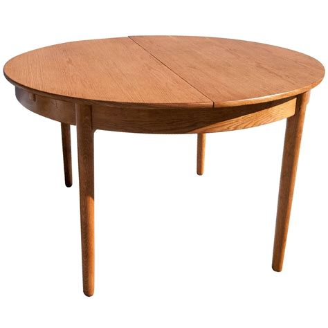 hans wegner dining table for andreas tuck at 1stdibs