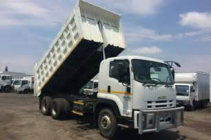 Isuzu Tippers 2013 Isuzu Fvz 1400 Tipper Tipper Truck Trucks For Sale In