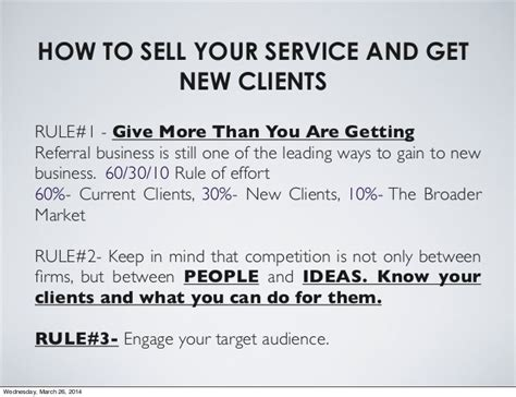 how to your like a service how to market your products and services even if you don t like sell