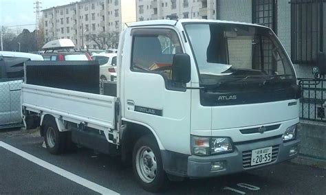 nissan mazda truck nissan atlas 1500kg power gate buy truck nissan power