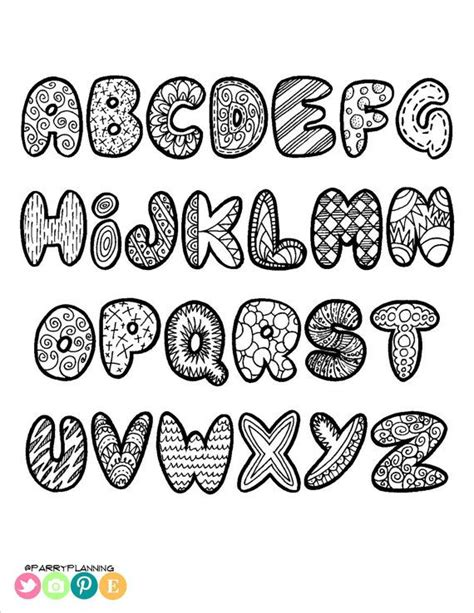 25 best ideas about doodle alphabet on letter