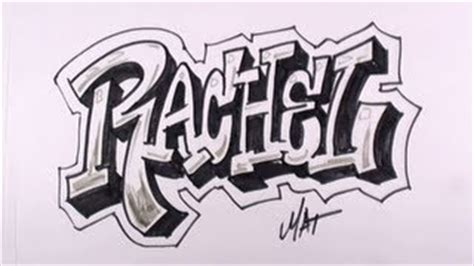 comments  graffiti writing rachel  design
