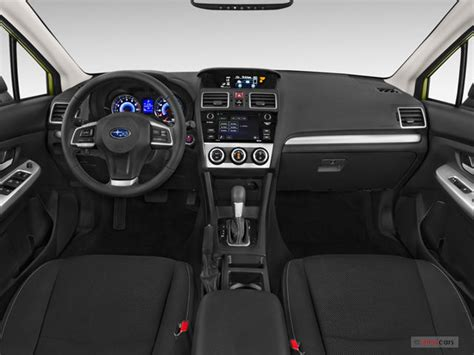 subaru hybrid interior 2014 subaru xv crosstrek hybrid prices reviews and
