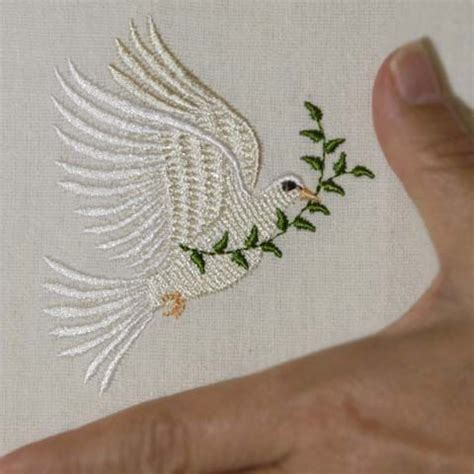 embroidery design dove pinterest the world s catalog of ideas