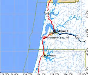 winchester bay oregon map winchester bay oregon or 97467 profile population