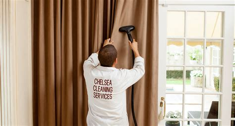 how do you clean drapes how often to clean your curtains chelsea cleaning