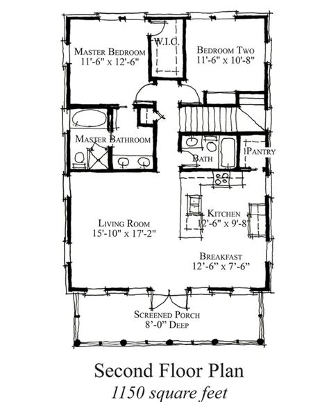2 bedroom house plans 30x40 country style house plan 2 beds 2 baths 1150 sq ft plan
