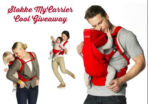 Stokke Giveaway - stokke mycarrier cool giveaway the breathable 3 in 1 baby carrier momtrendsmomtrends
