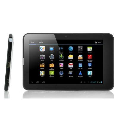 android 4.0 gps tablet small electronic devices