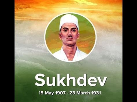 sukhdev biography in hindi biography sukhdev thapar youtube