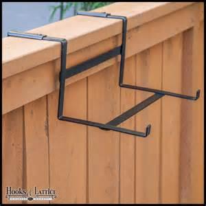Banister Hooks Flower Box Deck Brackets Amp Window Box Brackets For Railings
