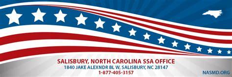 Nc Social Security Office by Salisbury Nc Social Security Office Ssa Office In Salisbury Carolina