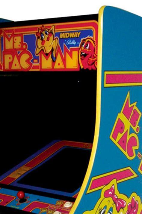 Msp Ms Kem Chaira refurbished ms pacman arcade frontgate