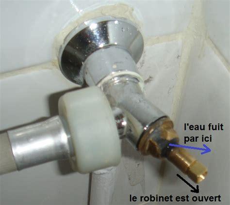 Tête De Robinet by Fuite Filetage T 234 Te De Robinet