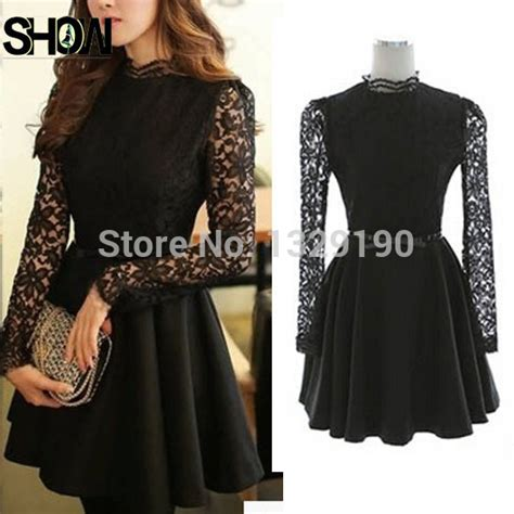 Formal Korea Dress Ds4194 Black popular semi formal wear buy cheap semi formal wear lots