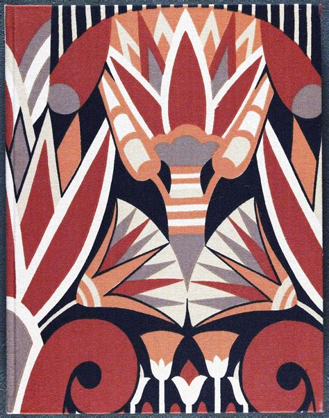 art deco design black and red art inspirations windbent