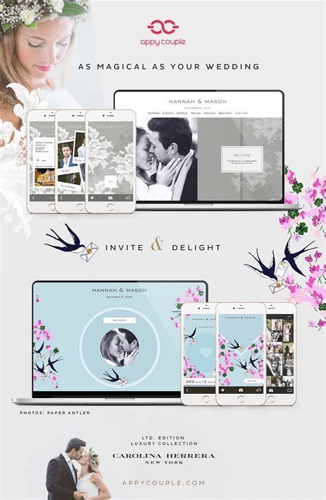 Wedding Website App: Appy Couple Review   Emmaline Bride