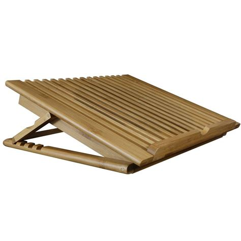 home depot large fans macally bamboo large fans cooling stand for laptop