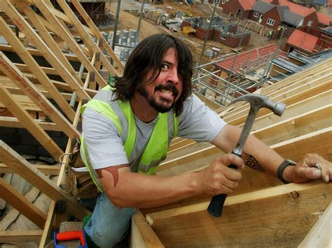dave grohl house when all else fails turn to dave grohl ella robson