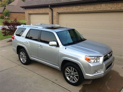 2013 Toyota 4runner Limited Find Used 2013 Toyota 4runner Limited Sport Utility 4 Door