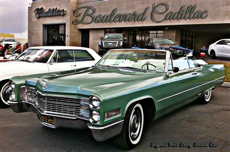Cadillac Car Pictures by Cadillac Classic Car Show Signal Hill Ca