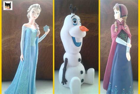 Celengan Frozen Elsa jual celengan frozen disney elsa olaf piggy bank