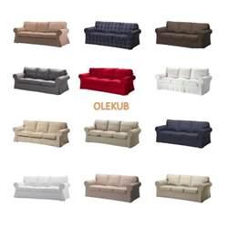 Ikea Ektorp Sofa Bed by Ikea Ektorp Sofa Cover Different Colors Ebay
