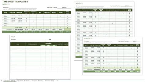 attendance template for google docs google docs timesheet template consultant template google
