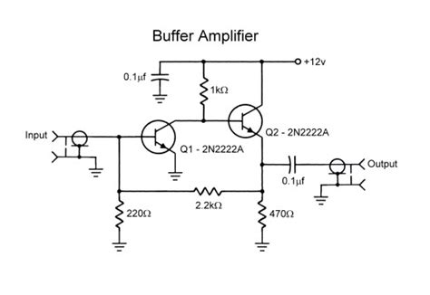 transistor buffer power lifier a digital vfo for vintage transmitters page and exterior photos
