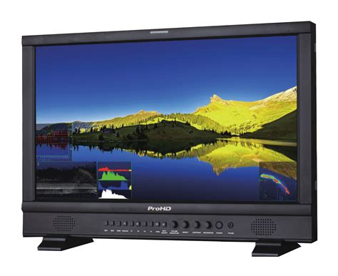 Tv Lcd Juc 21 Inch jvc dt n21f prohd multiformat 21 inch broadcast studio lcd monitor with waveform vectorscope