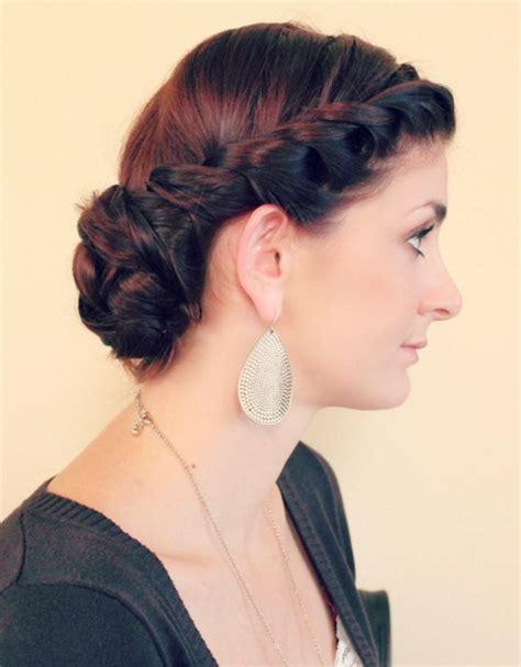 hairstyles with rope braids rope braid hairstyles