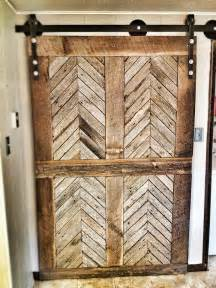 Furniture yesterday reclaimed antique barn door and track system