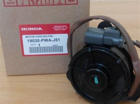 Motor Radiator Honda Freed Jazz Rs Mitshuba jual motor fan radiator ac honda jazz hka shop