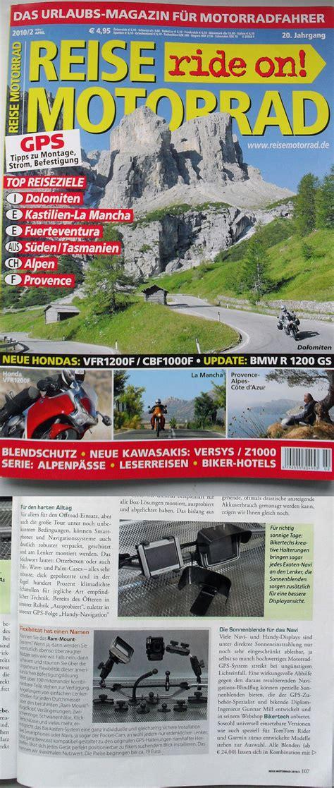Motorrad Reisen Pdf by Naviholders Pdaholder Bike