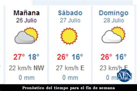 pronostico del tiempo tijuana pronosticos del tiempo en tijuana 10 dias