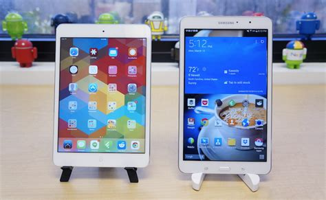 Samsung Tab 4 Mini samsung galaxy tab s 8 4 vs mini with retina display top specs and features comparison