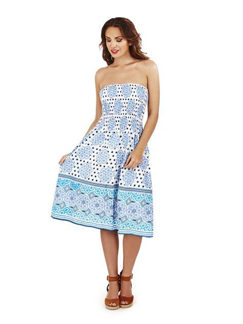 womens holidays womens dress summer beach holiday ladies sun dresses knee