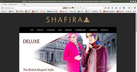 4 In 1 Busana Muslim pashmina tutorial memakai fashion