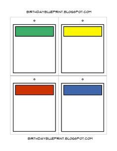 monopoly card template chance monopoly chance cards template source http the ec way