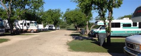 lady bird johnson rv park cground fredericksburg