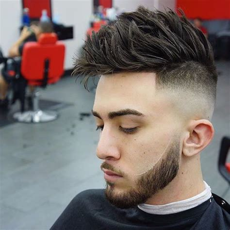 25 cool medium length men s haircuts high fade hair 26 best fade images on pinterest men s cuts male