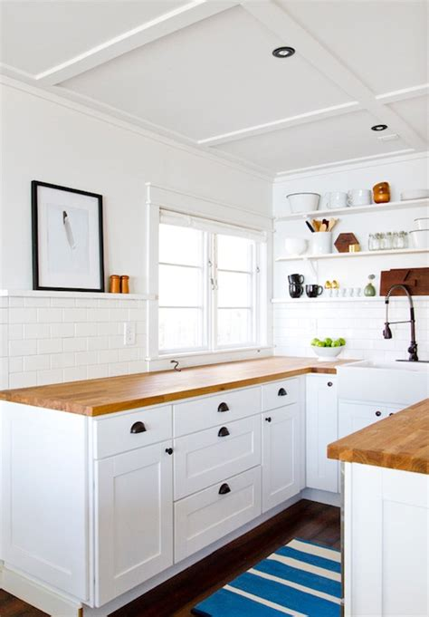 cottage kitchen countertops ikea numerar countertop cottage kitchen smitten studio