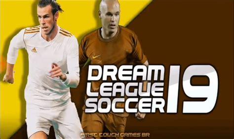 download game dream league mod apk data dream league soccer 2019 dls 19 android offline mod apk