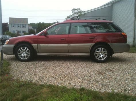 Subaru Cape Cod by 02 Subaru Outback Limited Cape Cod Used Cars New