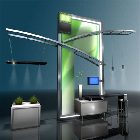 booth design cost 45 best 10x10 linear exhibits images on pinterest booth