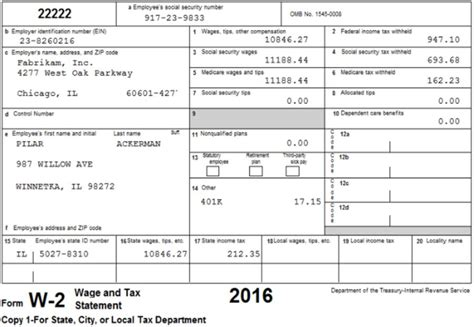 Microsoft Dynamics Gp 2016 R2 Print W2 With Boxes Lines And Labels Microsoft Dynamics Gp 2017 W2 Template
