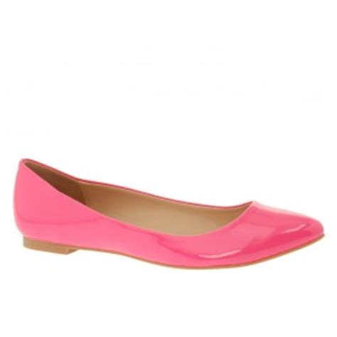 girly flat shoes pink ballet flats oh so girly